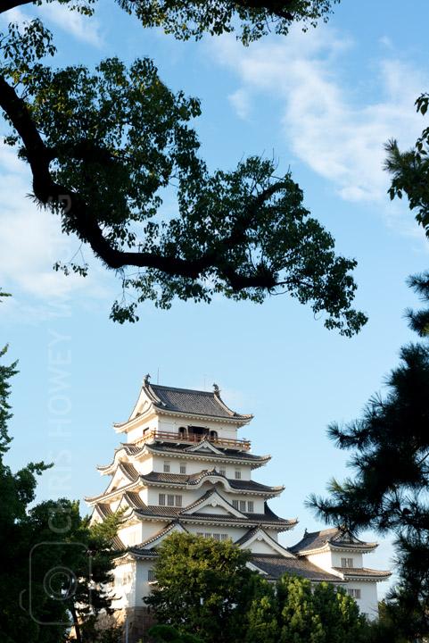 Fukuyama Castle, Fukuyama, Japan
